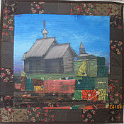 Картины и панно handmade. Livemaster - original item Wooden Russia,Kizhi. Handmade.