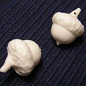 """Украшения ручной работы. Ярмарка Мастеров - ручная работа Кулон """"Желудь каменного дуба"""". Handmade."""