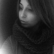 Аксессуары ручной работы. Ярмарка Мастеров - ручная работа Тёплый вязаный снуд. Круглый шарф.. Handmade.