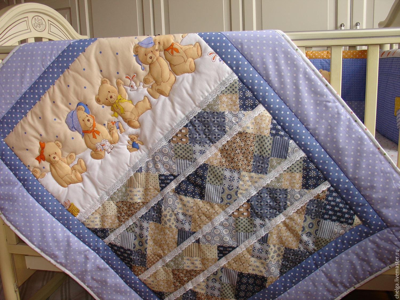 Детское одеяло своими руками. Как сшить детское одеяло для 94