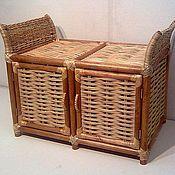 Для дома и интерьера ручной работы. Ярмарка Мастеров - ручная работа Тумба для прихожей. Handmade.