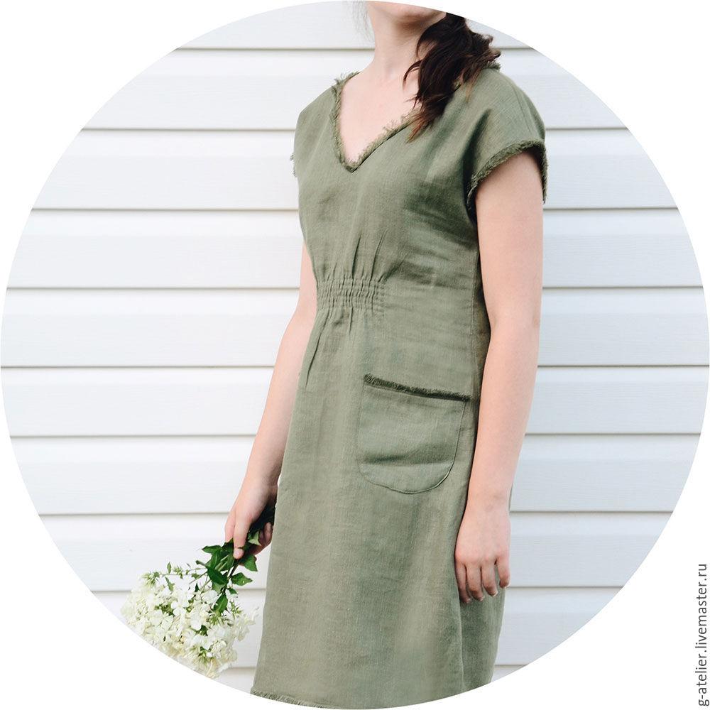 Платья с резинкой на талии как носить
