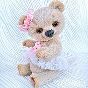 Куклы и игрушки handmade. Livemaster - original item Teddy Bear , Lucy. Handmade.