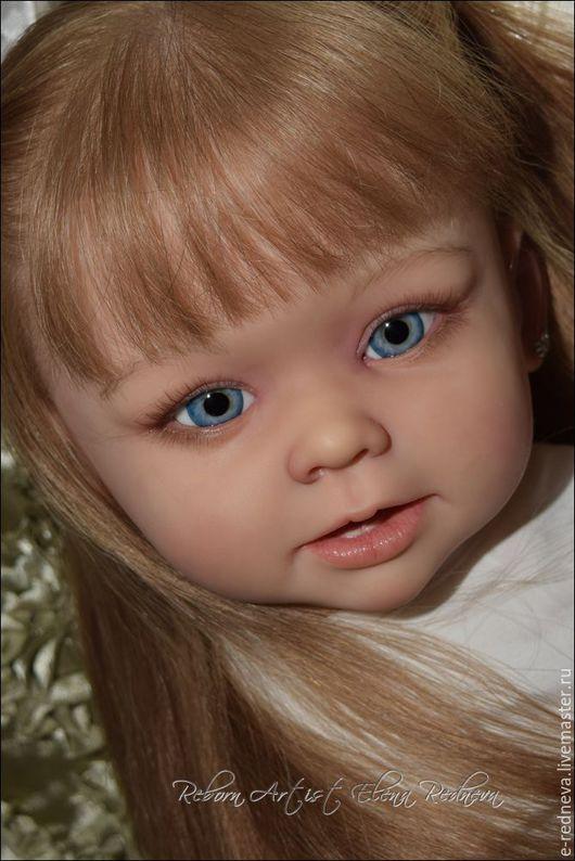 Куклы-младенцы и reborn ручной работы. Ярмарка Мастеров - ручная работа. Купить Бонни. Handmade. Бледно-розовый, бонни на заказ