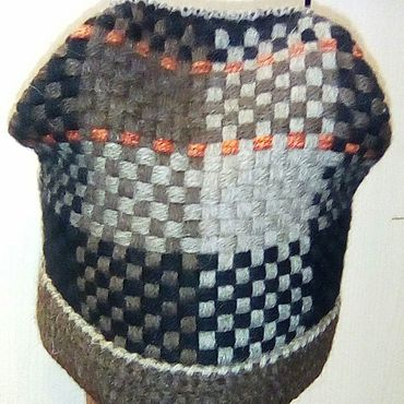 Аксессуары ручной работы. Ярмарка Мастеров - ручная работа Шапка и шейный платок женские. Handmade.