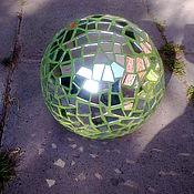 Для дома и интерьера ручной работы. Ярмарка Мастеров - ручная работа Шар мозаичный зеркальный. Handmade.
