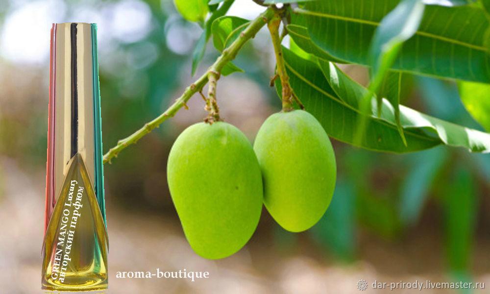 Green Mango Luxury / Авторский парфюм ручной работы, Духи, Екатеринбург,  Фото №1