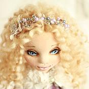 Куклы и игрушки ручной работы. Ярмарка Мастеров - ручная работа Фея новогодних желаний Селена. Handmade.