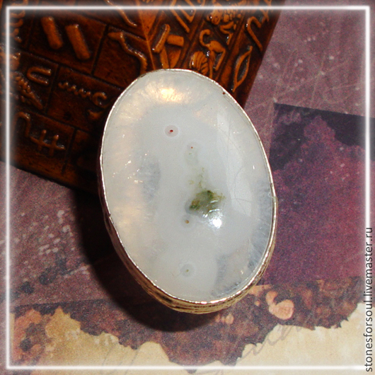 """Кольца ручной работы. Ярмарка Мастеров - ручная работа. Купить кольцо в серебре 925 пр. """"Лед"""". Handmade. Белый"""