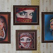 Картины и панно ручной работы. Ярмарка Мастеров - ручная работа Восток. Handmade.