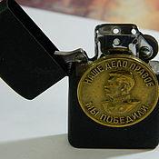 Сувениры и подарки handmade. Livemaster - original item PETROL LIGHTER