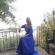 Одежда ручной работы. Ярмарка Мастеров - ручная работа Платье летнее. Handmade.