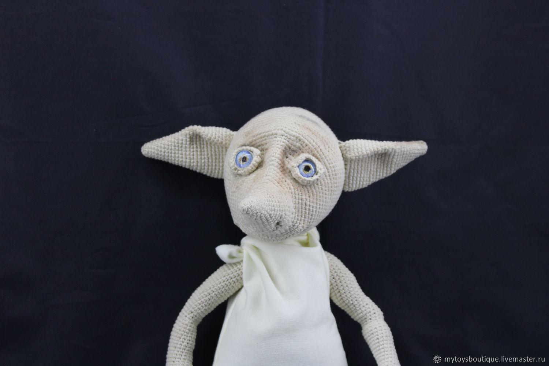 Dobby the elf toy on the frame, Stuffed Toys, Kazan,  Фото №1