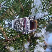 Винтаж handmade. Livemaster - original item The Palace of Dreams. Fleur-de-lis Ring.. Handmade.