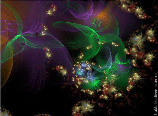 Картина `Пандора. Семена священного дерева` Оригинал: Цена 3500 руб.  В багете 6020 руб. Размер 5906х3937 пикс. (60х40 см), 13,7 Мб, jpeg. Работа для примера (файл). 100% повтор не возможен
