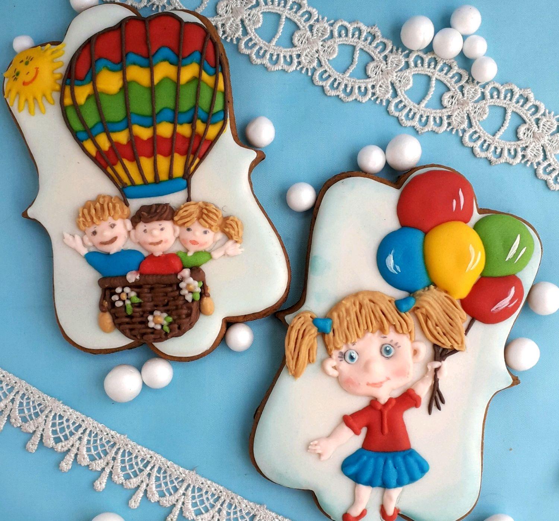 Gingerbread graduate kindergarten. gingerbread birthday, Gingerbread Cookies Set, Rostov-on-Don,  Фото №1