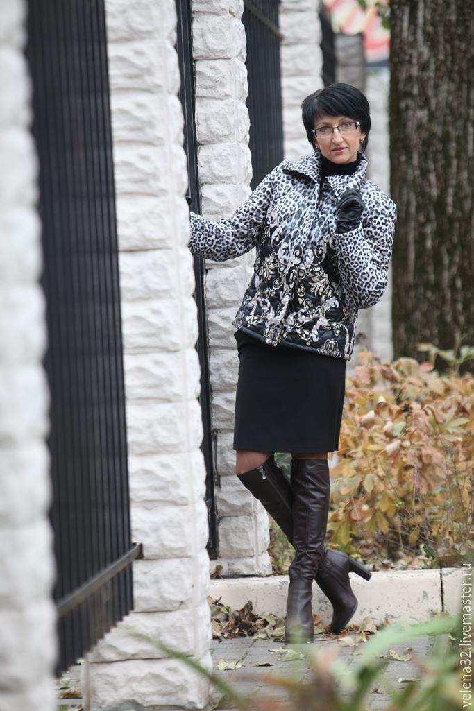 """Курточка """"Шикарная"""" Курточная ткань, Куртки, Брянск, Фото №1"""