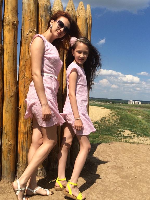 фото дочка и мама