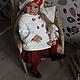 Куклы-младенцы и reborn ручной работы. Ульяночка. Наталья Кудрявцева (bikova). Ярмарка Мастеров. На заказ