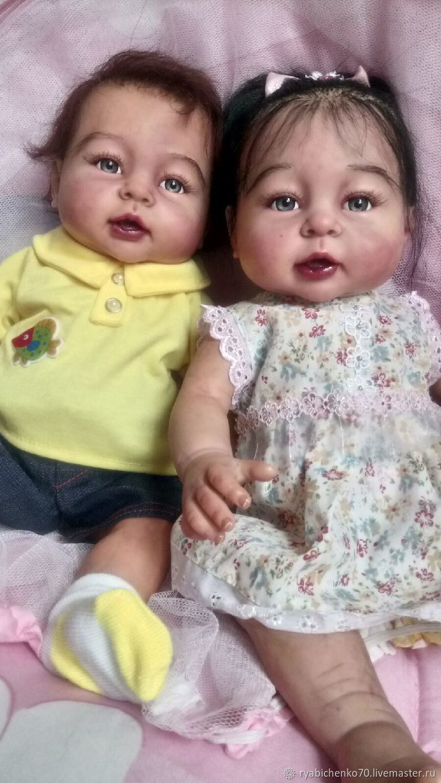Артем и Кристина, Куклы Reborn, Хабаровск,  Фото №1