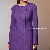 Одежда handmade. Livemaster - original item Coat Merino wool