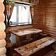 Банные принадлежности ручной работы. мебель для бани. Дмитрий Залётов изделия из дерева. Интернет-магазин Ярмарка Мастеров. Мебель из дерева