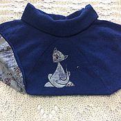 Одежда ручной работы. Ярмарка Мастеров - ручная работа воротник манишка. Handmade.