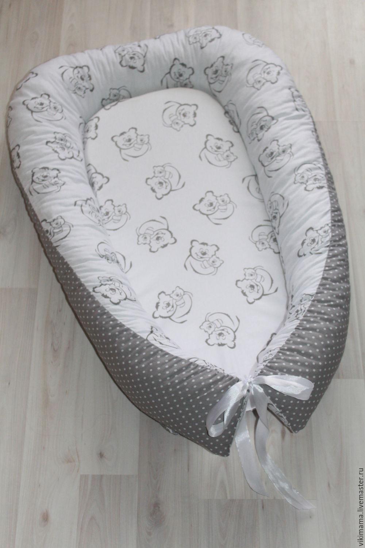 гнездышко для новорожденного фото