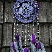 """Фен-шуй и эзотерика ручной работы. Ярмарка Мастеров - ручная работа Ловец снов """"Lavender spell"""". Handmade."""