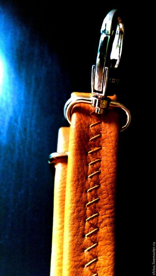 Пояса, ремни ручной работы. Ярмарка Мастеров - ручная работа. Купить Ремень для сумки жен.. Handmade. Рыжий, бежево-коричневый
