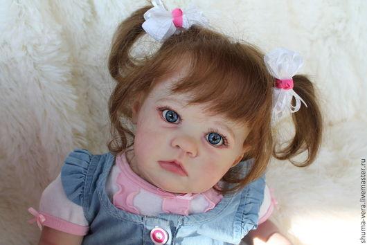 Куклы-младенцы и reborn ручной работы. Ярмарка Мастеров - ручная работа. Купить кукла реборн Лерочка  продана. Handmade. Шарломей