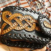 Сумки и аксессуары handmade. Livemaster - original item Leather purse handmade. Handmade.
