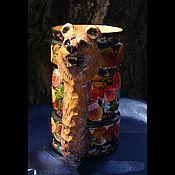 Кружки ручной работы. Ярмарка Мастеров - ручная работа Кружка для напитков. Handmade.