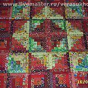 Для дома и интерьера handmade. Livemaster - original item Blanket