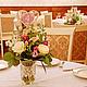 Свадебные цветы ручной работы. Заказать Сиреневая свадьба. Платонова Татьяна (flowercharm). Ярмарка Мастеров. Оформление цветами, букет цветов