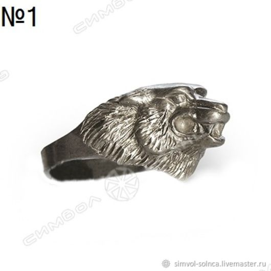 RINGS, RINGS WOLVES (ON CHOICE №1-№5#), Amulet, Sochi,  Фото №1