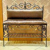 Для дома и интерьера handmade. Livemaster - original item Stool big
