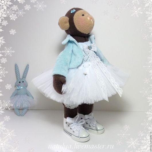 Обезьянка игрушка  Обезьяна обезьяна игрушка обезьяна обезьянка обезьянка Обезьянка Обезьянки Обезьяны Мартышка Обезьяна игрушка Обезьянка игрушка символ 2016 года новый год 2016 подарок на новый год