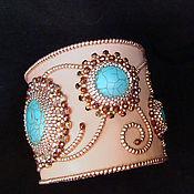 Bead bracelet handmade. Livemaster - original item Bracelet BR 54. Handmade.