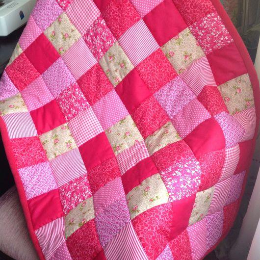 Детская ручной работы. Ярмарка Мастеров - ручная работа. Купить Лоскутное одеяло. Handmade. Детская комната, лоскутное покрывало, малыш