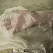 Материалы для творчества ручной работы. Ярмарка Мастеров - ручная работа Шелк маргиланский Эксцельсиор, ширина 90-95 см. Handmade.