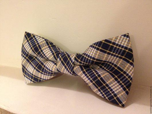 Галстуки, бабочки ручной работы. Ярмарка Мастеров - ручная работа. Купить Бабочка-галстук. Handmade. Коричневый, галстук-бабочка