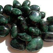 Материалы для творчества handmade. Livemaster - original item Emerald in biotite and quartz (San Francisco river, Bahia)Brazil. Handmade.