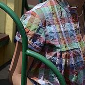 Одежда ручной работы. Ярмарка Мастеров - ручная работа Туника БЛ-0002. Handmade.