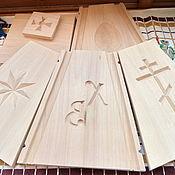 Для дома и интерьера ручной работы. Ярмарка Мастеров - ручная работа Большая форма для творожной пасхи. Handmade.