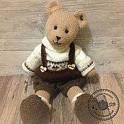 Куклы и игрушки ручной работы. Ярмарка Мастеров - ручная работа Медвежонок Ромео. Handmade.