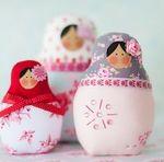 Наталья «Три Матрёшки» - Ярмарка Мастеров - ручная работа, handmade