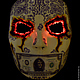 Карнавальные костюмы ручной работы. Ярмарка Мастеров - ручная работа. Купить Маска J-Dog, v.2011- 1.4 (Hollywood Undead). Handmade.