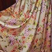 Одежда handmade. Livemaster - original item Skirt with flounce hem