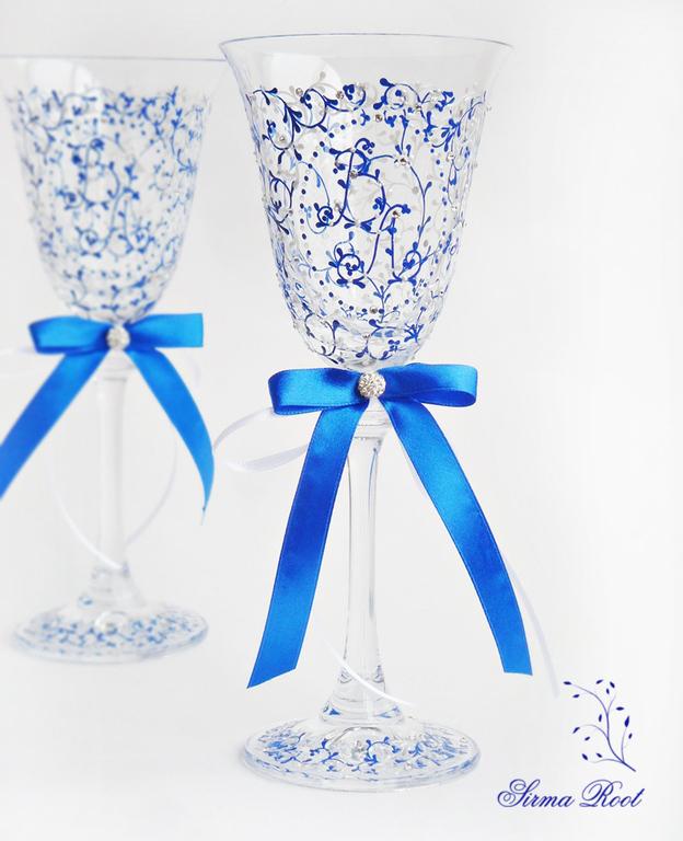 Подарки своими руками на сапфировую свадьбу 224